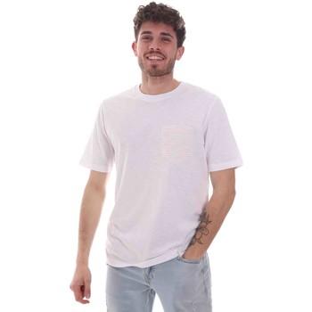 Ruhák Férfi Rövid ujjú pólók Sseinse TE1852SS Fehér
