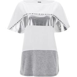 Ruhák Női Rövid ujjú pólók Freddy S1WSDT2M Fehér