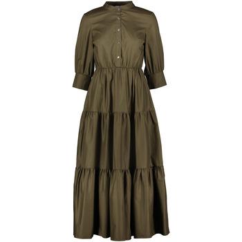 Ruhák Női Hosszú ruhák Gaudi 111FD15056 Zöld