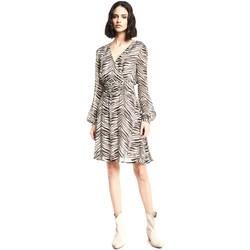 Ruhák Női Rövid ruhák Gaudi 111BD15011 Bézs