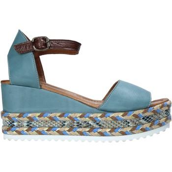 Cipők Női Szandálok / Saruk Bueno Shoes 21WQ6000 Kék