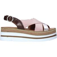 Cipők Női Szandálok / Saruk Bueno Shoes 21WS5704 Rózsaszín