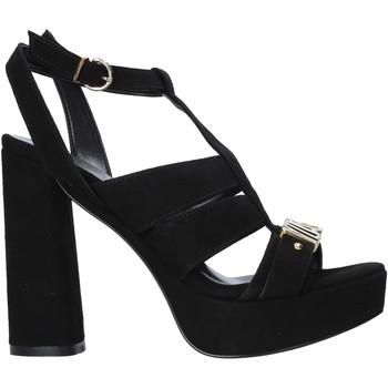 Cipők Női Szandálok / Saruk Alviero Martini E128 8058 Fekete