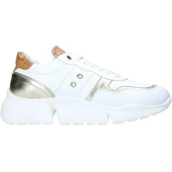 Cipők Női Rövid szárú edzőcipők Alviero Martini P140 201E Fehér