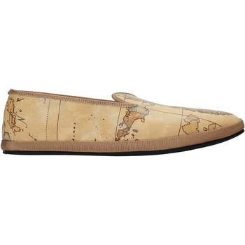 Cipők Női Belebújós cipők Alviero Martini P203 9430 Barna