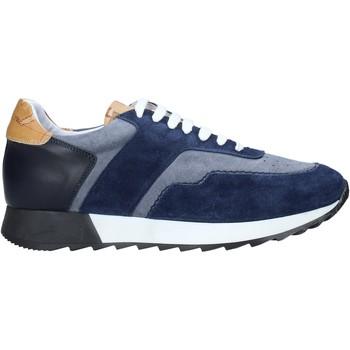 Cipők Férfi Rövid szárú edzőcipők Alviero Martini P169 306B Kék
