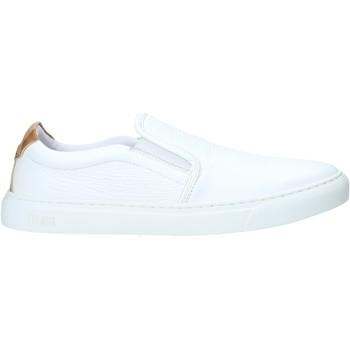 Cipők Férfi Belebújós cipők Alviero Martini P173 587A Fehér