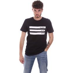 Ruhák Férfi Rövid ujjú pólók Antony Morato MMKS02035 FA100144 Kék