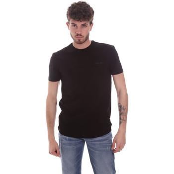 Ruhák Férfi Rövid ujjú pólók Antony Morato MMKS01855 FA120022 Fekete