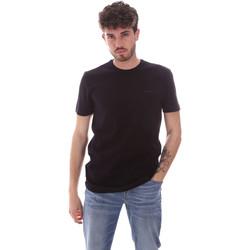 Ruhák Férfi Rövid ujjú pólók Antony Morato MMKS01855 FA120022 Kék