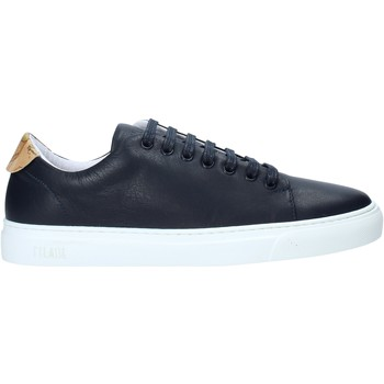 Cipők Férfi Rövid szárú edzőcipők Alviero Martini P172 578A Kék
