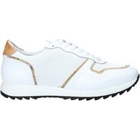 Cipők Férfi Rövid szárú edzőcipők Alviero Martini P170 306A Fehér