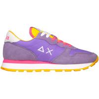 Cipők Női Rövid szárú edzőcipők Sun68 Z31201 Ibolya