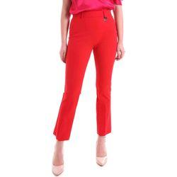 Ruhák Női Chino nadrágok / Carrot nadrágok Cristinaeffe 0412 2484 Piros