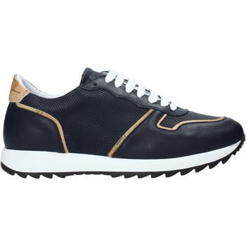 Cipők Férfi Rövid szárú edzőcipők Alviero Martini P170 306A Kék