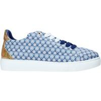 Cipők Női Rövid szárú edzőcipők Alviero Martini P293 626A Kék
