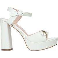 Cipők Női Szandálok / Saruk Alviero Martini E129 8578 Fehér