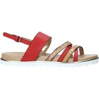 Cipők Női Szandálok / Saruk Alviero Martini E087 422A Piros