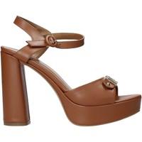 Cipők Női Szandálok / Saruk Alviero Martini E129 8578 Barna