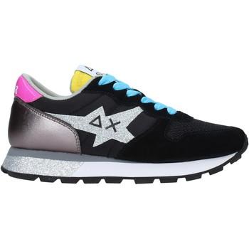 Cipők Női Rövid szárú edzőcipők Sun68 Z31210 Fekete