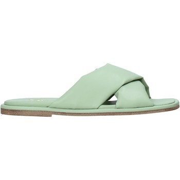Cipők Női Papucsok Grace Shoes 372002 Zöld
