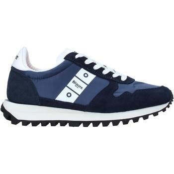 Cipők Női Rövid szárú edzőcipők Blauer S1MERRILL01/NYS Kék