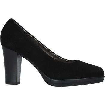 Cipők Női Félcipők Confort 16I5860 Fekete
