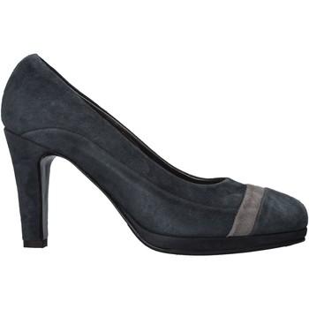 Cipők Női Félcipők Confort 3660 Kék