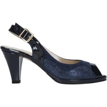 Cipők Női Szandálok / Saruk Confort 17E9234P Kék
