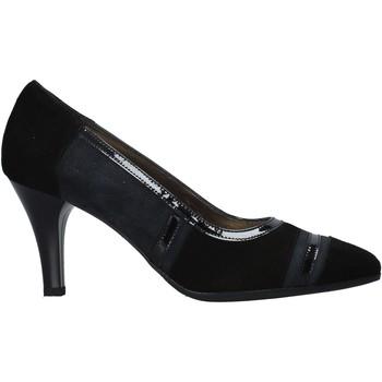 Cipők Női Félcipők Confort 16I1007 Fekete