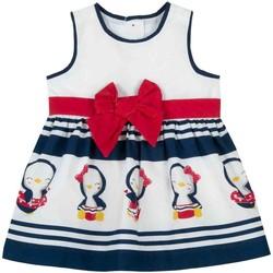 Ruhák Lány Rövid ruhák Chicco 09003809000000 Fehér