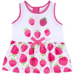 Ruhák Lány Rövid ruhák Chicco 09003810000000 Rózsaszín