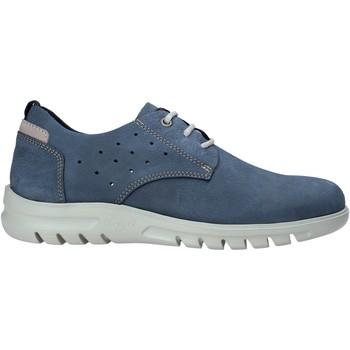 Cipők Férfi Rövid szárú edzőcipők Rogers 2834-NOB Kék