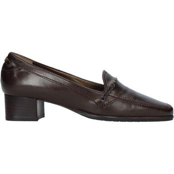 Cipők Női Mokkaszínek Confort 6395 Barna