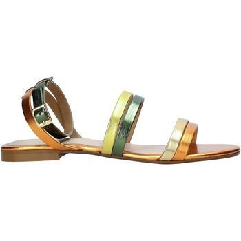 Cipők Női Szandálok / Saruk Café Noir XV9211 Narancssárga