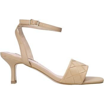 Cipők Női Szandálok / Saruk Café Noir XZ9602 Bézs