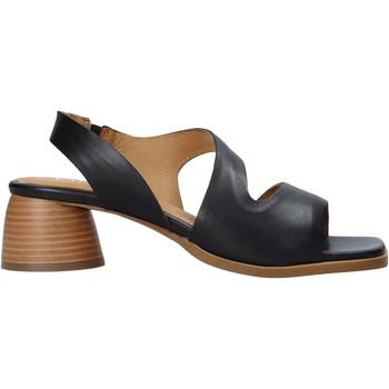 Cipők Női Szandálok / Saruk Café Noir XM1010 Fekete