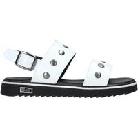 Cipők Lány Szandálok / Saruk Cult PLATE2 Fehér