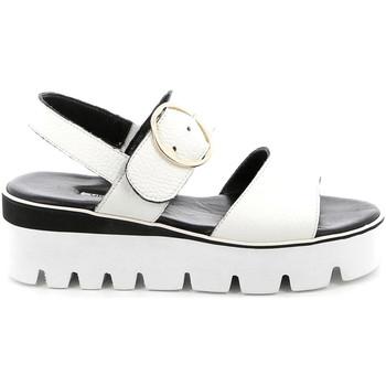 Cipők Női Szandálok / Saruk Grunland SA2395 Fehér