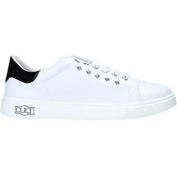 Cipők Gyerek Rövid szárú edzőcipők Cult MUST3 Fehér