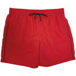 Ruhák Férfi Fürdőruhák Refrigiwear 808390 Piros