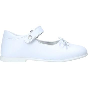 Cipők Lány Balerina cipők  Naturino 2012962 08 Fehér
