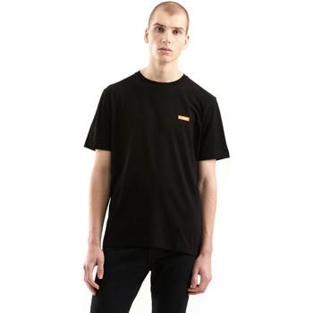 Ruhák Férfi Rövid ujjú pólók Refrigiwear RM0T27100JE9101 Fekete
