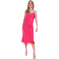 Ruhák Női Rövid ruhák Cristinaeffe 0731 2475 Rózsaszín