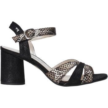 Cipők Női Szandálok / Saruk Valleverde 28270 Fekete