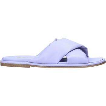 Cipők Női Papucsok Grace Shoes 372002 Ibolya