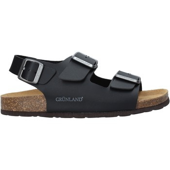 Cipők Női Szandálok / Saruk Grunland SB1216 Fekete