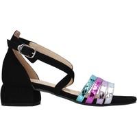 Cipők Női Szandálok / Saruk Carmens Padova 45060 Fekete