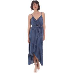 Ruhák Női Hosszú ruhák Gaudi 111BD16003 Kék
