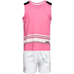 Ruhák Gyerek Együttes Diadora 102175915 Rózsaszín